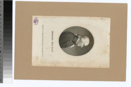 Portrait of S. Kyd