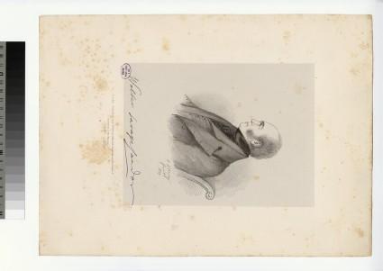 Portrait of W. S. Landor