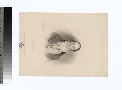 Portrait of M. G. Lewis