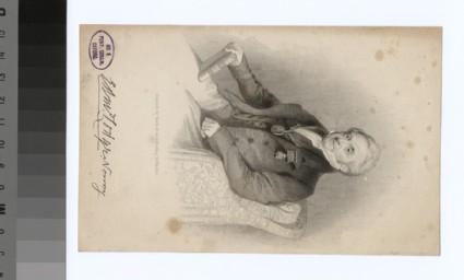 Portrait of E. Lodge