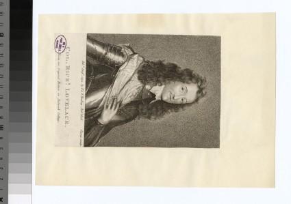 Portrait of R. Lovelace