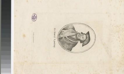 Portrait of D. Lyndsay