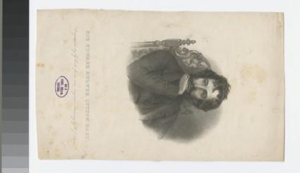 Portrait of E. B. Lytton