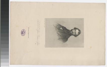 Portrait of E. G. E. L. Lytton