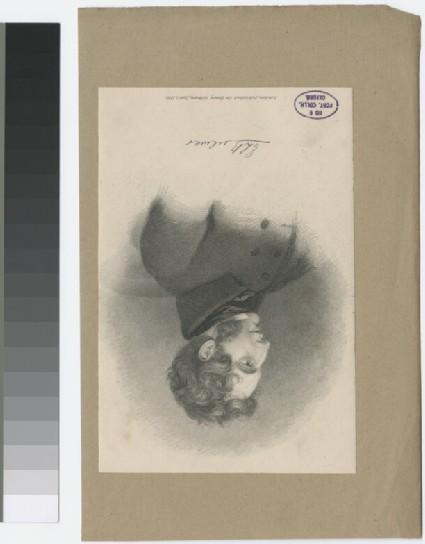 Portrait of E. L. Bulwer