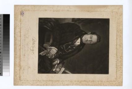 Portrait of R. McCurdy