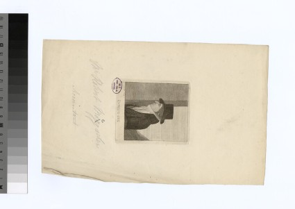 Portrait of R. Macgachan