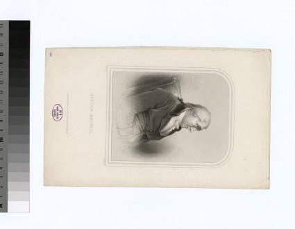 Portrait of H. MacNeil
