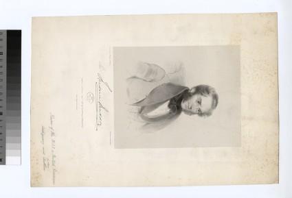 Portrait of F. Madden