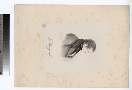 Portrait of F. Marryat