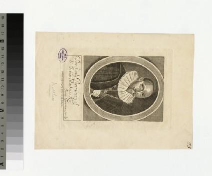 Portrait of T. Matthewes