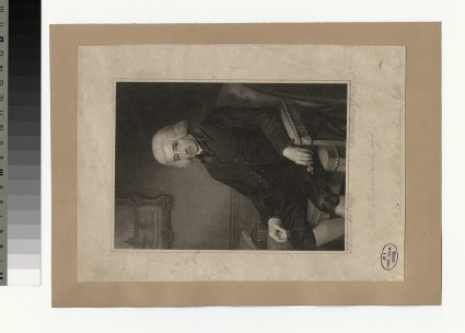 Portrait of R. Miles