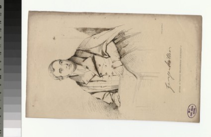 Portrait of G. Miller