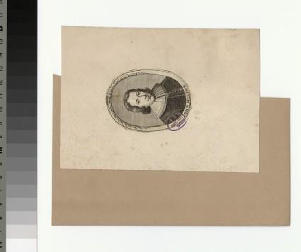 Portrait of John Milton