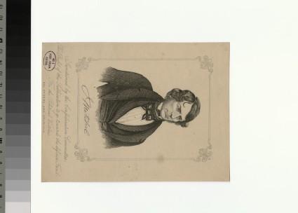 Portrait of J. Mitchel