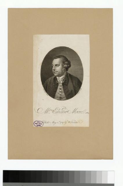 Portrait of E. Moore