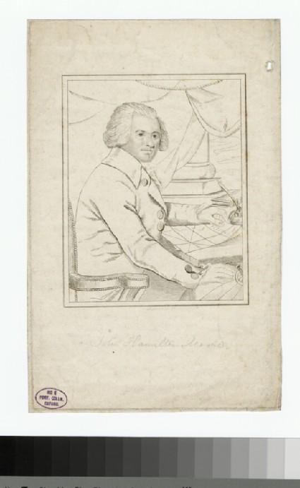 Portrait of J. H. Moore