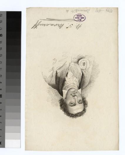 Portrait of W. S. Moncrieff