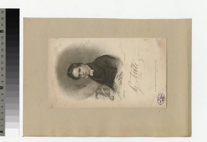 Portrait of H. Nelle