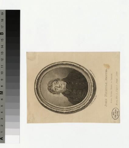 Portrait of J. Nichols