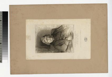 Portrait of John Nichols, Printer