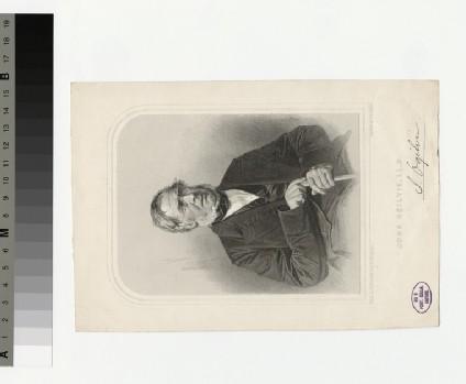 Portrait of J. Ogilvie