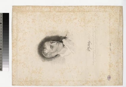 Portrait of W. G. Ottley