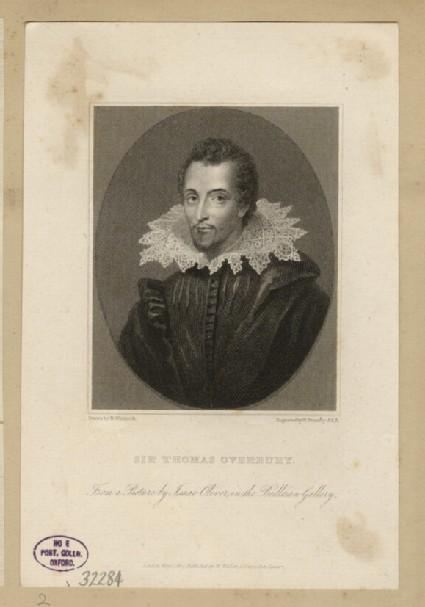 Portrait of T. Overbury
