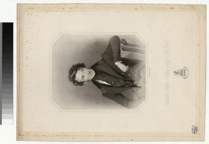 Portrait of C. J. Palmer
