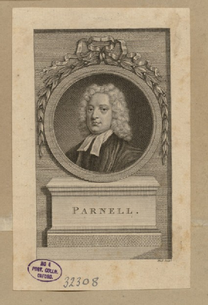 Portrait of G. Parnell