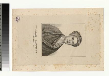 Portrait of W. Pattison
