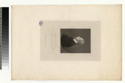 Portrait of T. Penrose