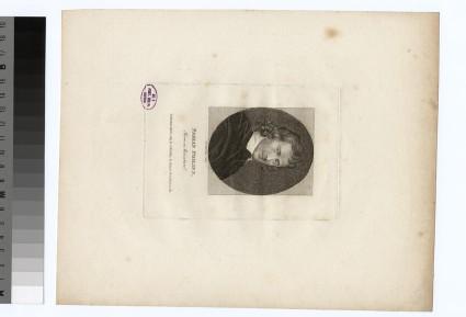Portrait of F. Philips