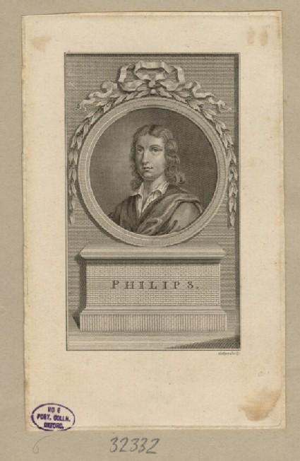 Portrait of J. Philips