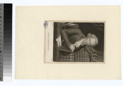 Portrait of J. Pinkerton