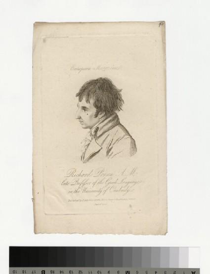 Portrait of R. Porson