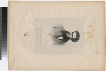 Portrait of W. M. Praed