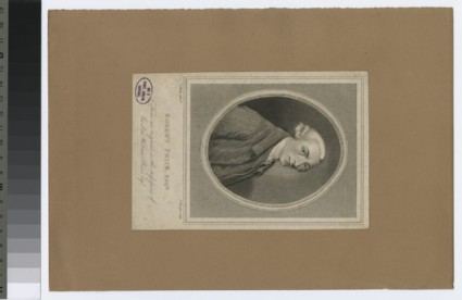 Portrait of R. Price