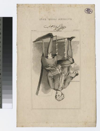Portrait of M. Prior