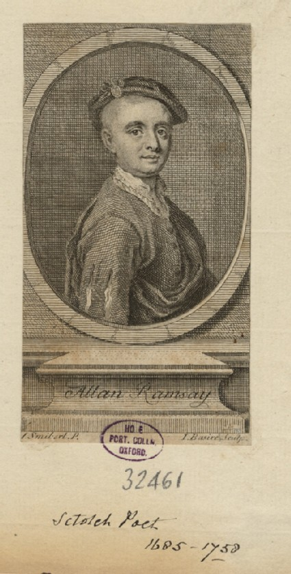 Portrait of A. Ramsay