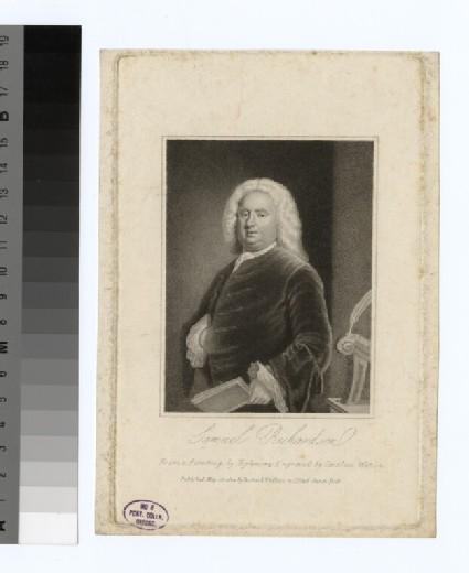 Portrait of S. Richardson
