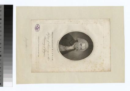 Portrait of W. Richardson