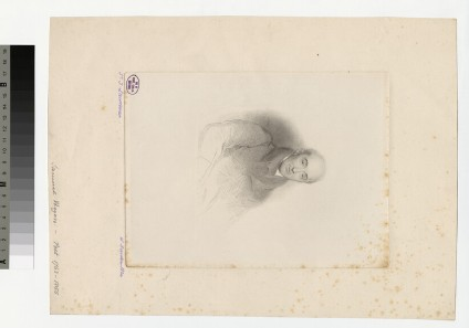 Portrait of S. Rogers
