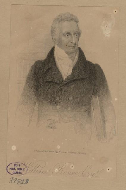 Portrait of W. Roscoe