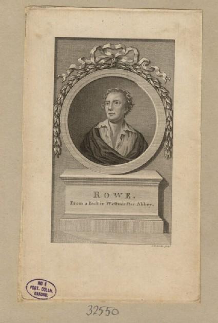 Portrait of N. Rowe