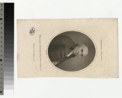 Portrait of W. Seward