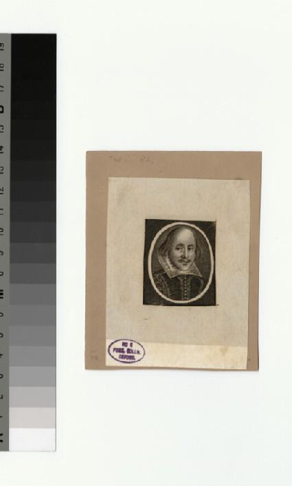 Portrait of Shakespeare