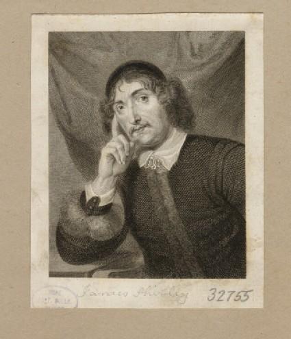 Portrait of J. Shirley