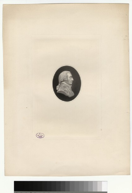 Portrait of A. Smith