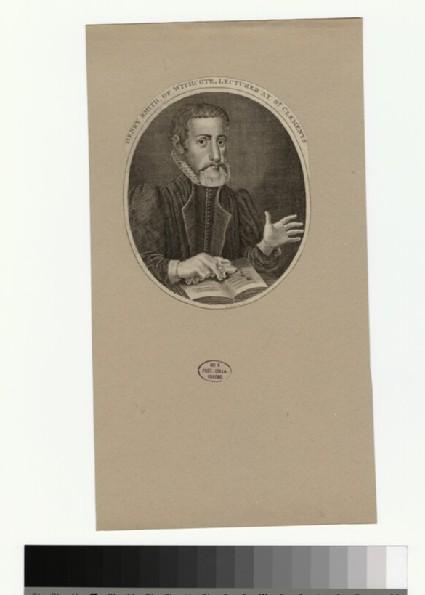 Portrait of H. Smith
